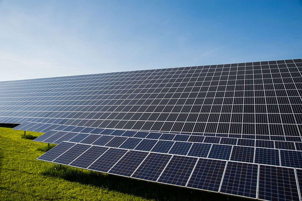 ENERGIA VERDE ITALIA - Cella solare organica