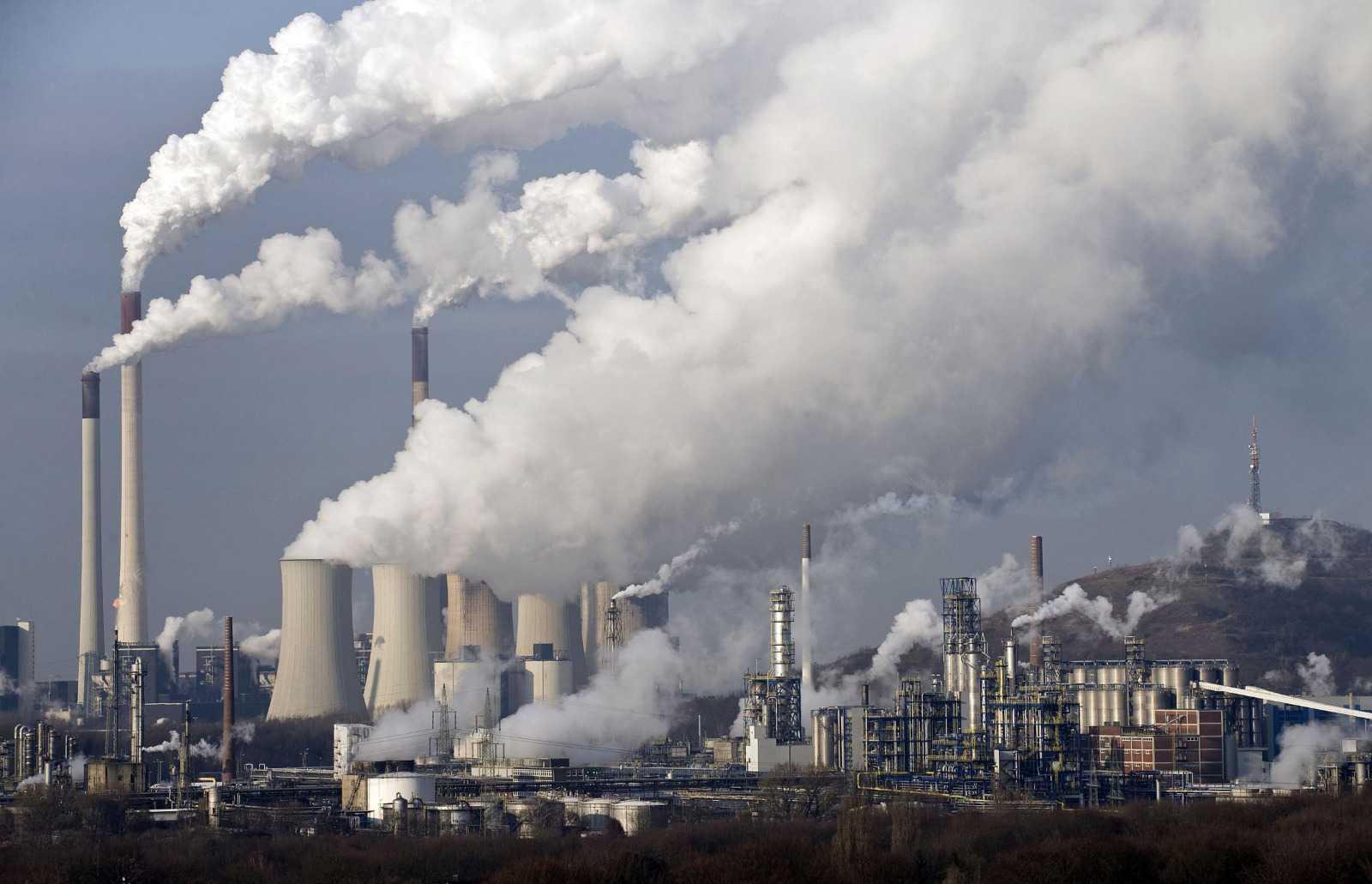 Energia Verde Italia - Emissioni inquinanti legate alla produzione di elettricità in Italia