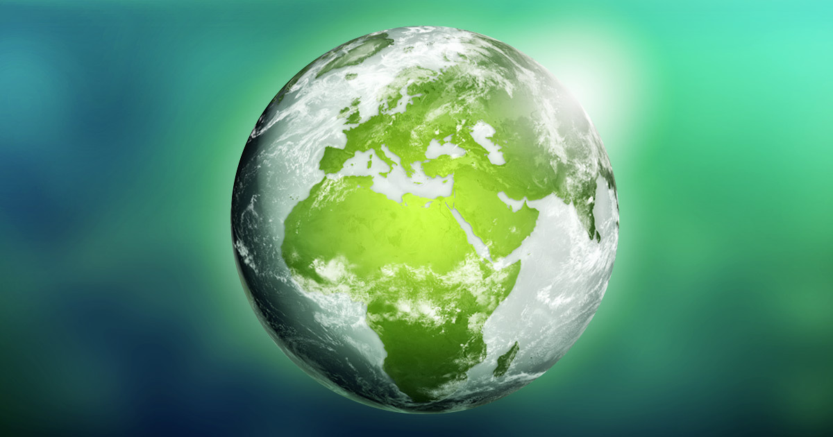 energia verde italia mondo green