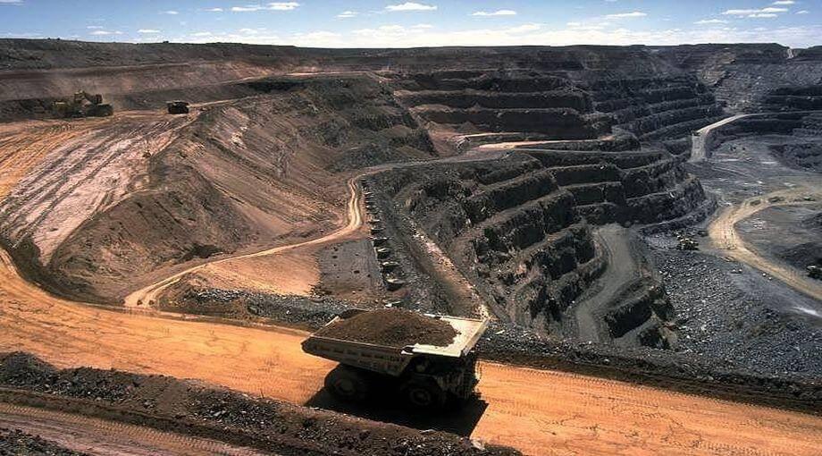 miniera di carbone energia verde italia
